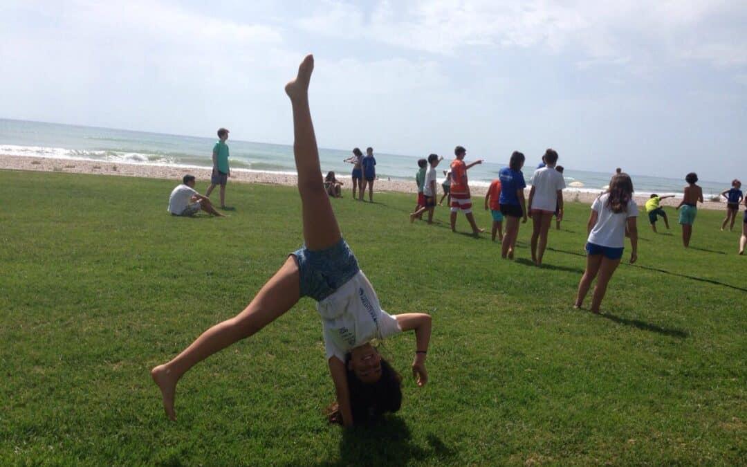 Olimpiadas en la Playa